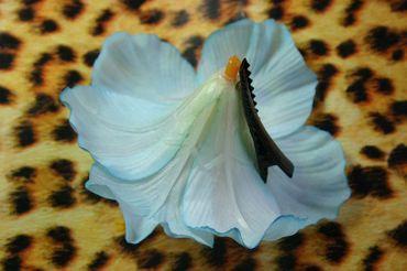 Hibiskus Pin Up Blüten Haarclip Haarblüte – Bild 6