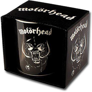 Kultige Motörhead Logo Tasse