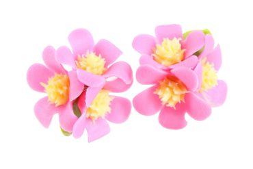 niedliche Flower Blumen Ohrstecker – Bild 1
