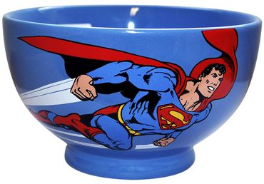 Müslischüssel Schüssel Superman Comic Bowl Superhelden