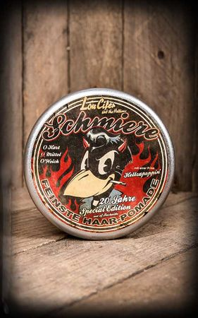 SCHMIERE Pomade Special Edition Lou Cifer