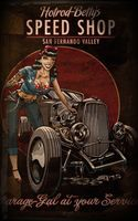 Hot Rod Betty Poster v. Rumble59
