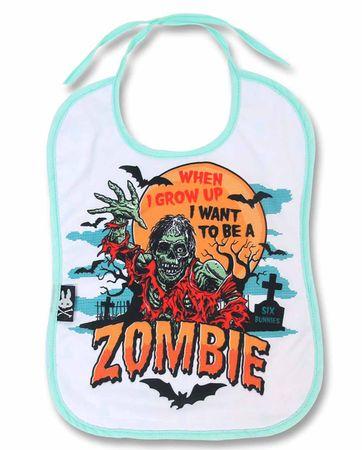 Zombie Baby Lätzchen v. Six Bunnies