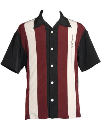 The Sheen Button Up Panel Casino Hemd v. Rock Steady Clothing – Bild 1