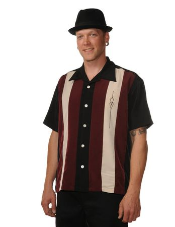 The Sheen Button Up Panel Casino Hemd v. Rock Steady Clothing – Bild 3