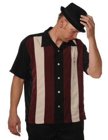 The Sheen Button Up Panel Casino Hemd v. Rock Steady Clothing – Bild 4