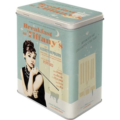 Breakfast at Tiffany´s Blue - Vorratsdose