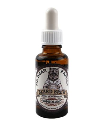 Mr. Bear Family Woodland Beard Oil Bart Öl