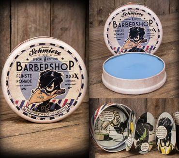 SCHMIERE Barbershop Special Edition knüppelhart v. Rumble59 – Bild 2