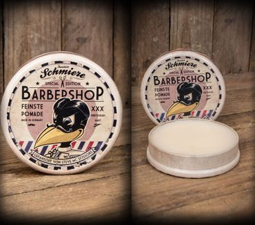 SCHMIERE Barbershop Special Edition hart v. Rumble59