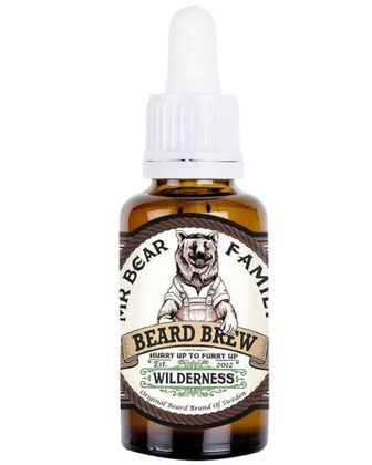 Mr. Bear Family Wilderness Beard Oil Bart Öl