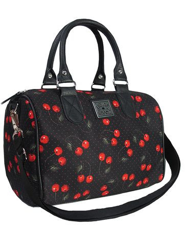Cherries Arts Kirschen Handtasche Cherry Tasche v. Liquor Brand