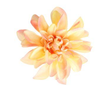 Dahlia Pin Up Blüten Haarclip Haarblüte Haarspange – Bild 5