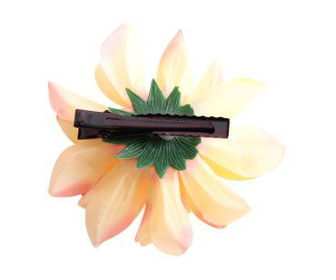 Dahlia Pin Up Blüten Haarclip Haarblüte Haarspange – Bild 7