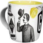 Gin Tonic 50s retro Tasse v. Nostalgic Art 001