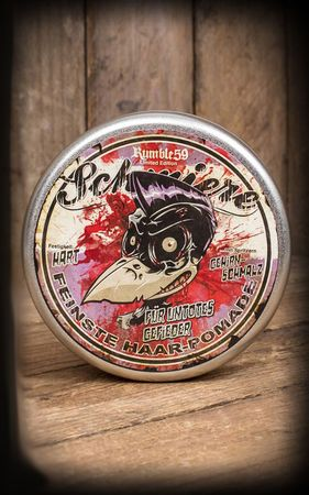 SCHMIERE Special Edition Zombie Pomade hart v. Rumble59 – Bild 1
