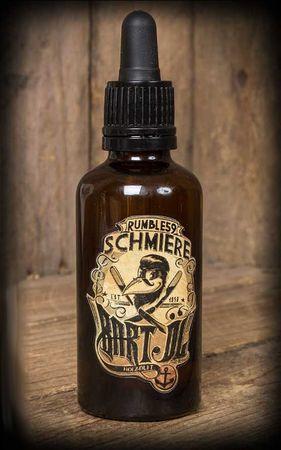 Schmiere Wood Bartöl Beard Oil Bart Öl – Bild 2