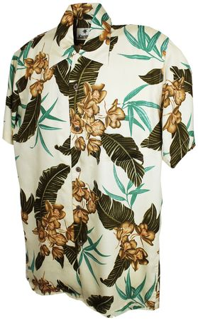 Karmakula retro Hawaii Flower Hemd Hawaiian Shirt