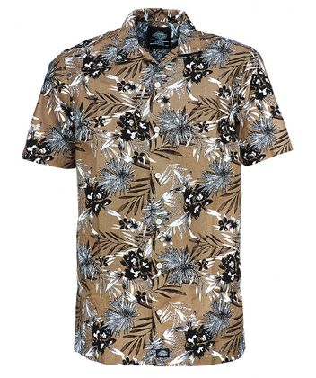 Dickies Rivervale retro Hawaii Sommer Hemd – Bild 2