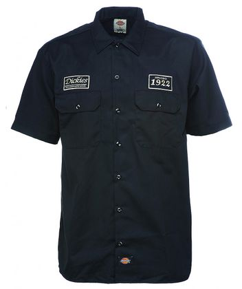 schlichtes North Irwin Workshirt v. Dickies  – Bild 1