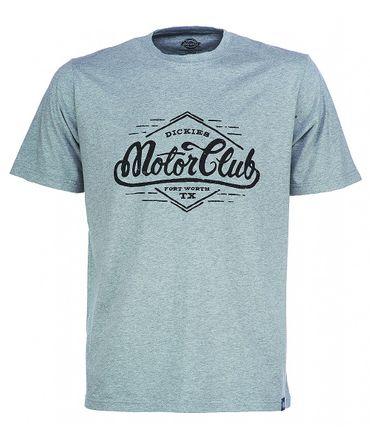 Dickies Gassville Motor Club retro Männer T-Shirt