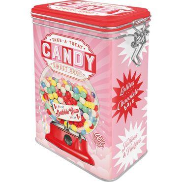 Candy - retro Blechdose Vorratsdose Aromadose v. Nostalgic Art – Bild 2