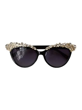 glamouröse 50s retro Cat Eye Sonnenbrille v. Collectif
