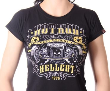 Girlie Hot Rod T-Shirt v. Hotrod Hellcat – Bild 4