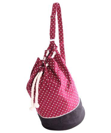 Tilda Polka Dots Seesack Tasche Duffel Bag v. SugarShock – Bild 2