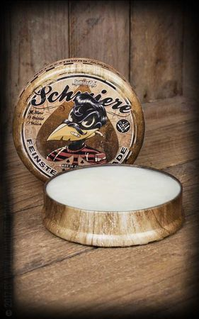 SCHMIERE Special Edition Poker Pomade hart v. Rumble59 – Bild 1