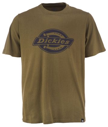 Dickies HS One Color Logo Männer T-Shirt