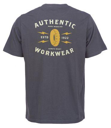 Dickies Rimersburg retro oldschool Männer T-Shirt im vintage style – Bild 4