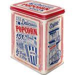 Popcorn - 50s retro Blechdose Vorratsdose v. Nostalgic Art