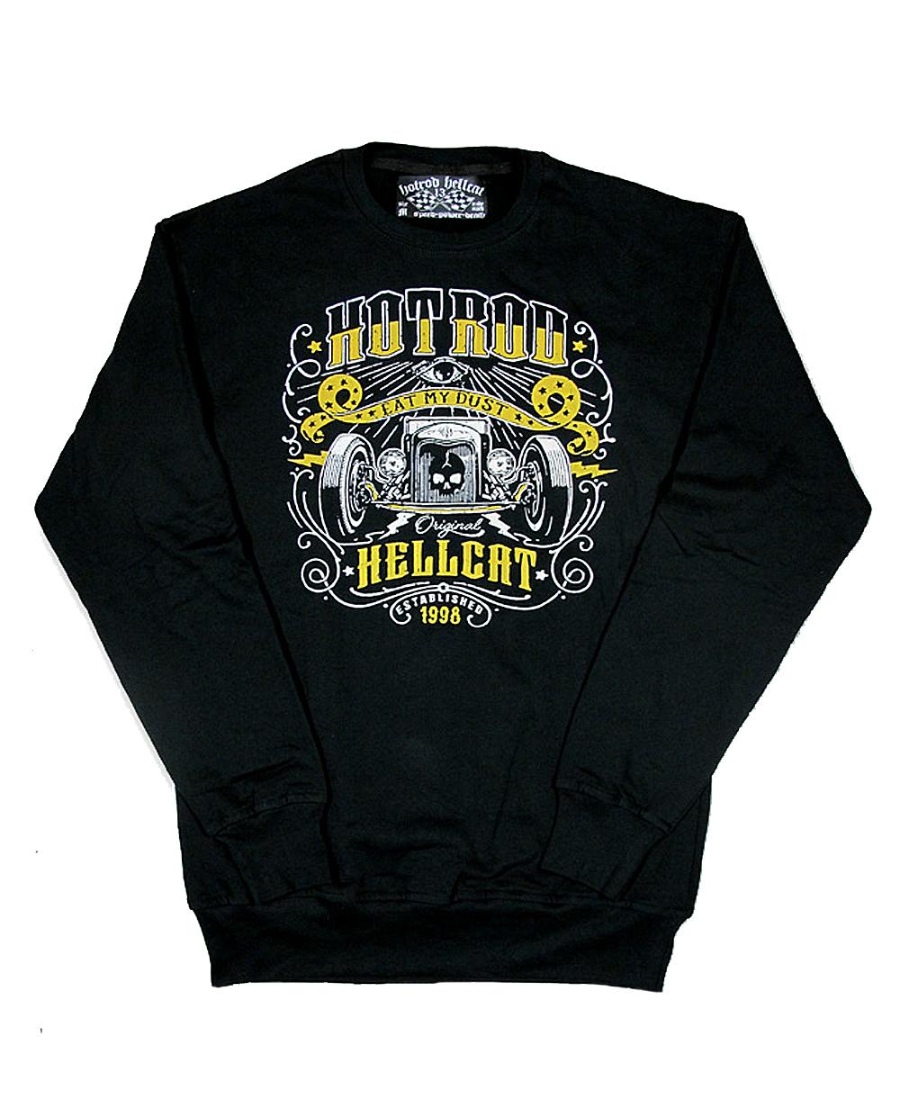 Hotrod Hellcat Männer Pulli Winter Pullover