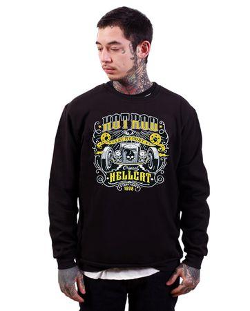 Hotrod Hellcat Männer Pulli Winter Pullover – Bild 1