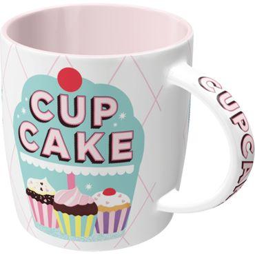Cupcake & Bakery Rockabilly retro Tasse v. Nostalgic Art – Bild 1