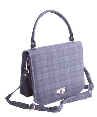 Arjona 50s retro Tartan Handtasche Tasche v. SugarShock