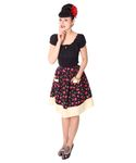 Runja Tulip Pin Up 50er Jahre Tulpen retro Rock v. SugarShock