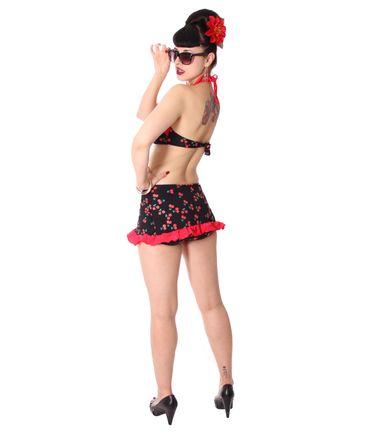Lyzanna Kirschen Pin Up 50er retro Cherry Neckholder Bikini v. SugarShock – Bild 5