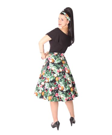 SugarShock Kanaia Hawaii 50er Jahre retro Petticoat Swing Rock – Bild 13