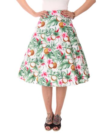 SugarShock Kanaia Hawaii 50er Jahre retro Petticoat Swing Rock – Bild 7