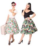 SugarShock Kanaia Hawaii 50er Jahre retro Petticoat Swing Rock