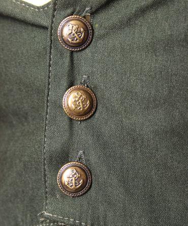 SugarShock Lorai Suspender Marlene High Waist Uniform style Hose – Bild 5