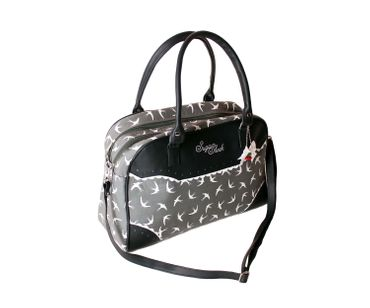SugarShock Auro Shopper Handtasche Swallow – Bild 3