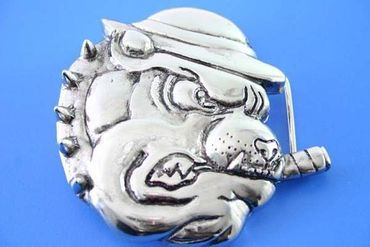 Tattoo BULLDOGGE SKA Rockabilly Buckle Gürtelschnalle