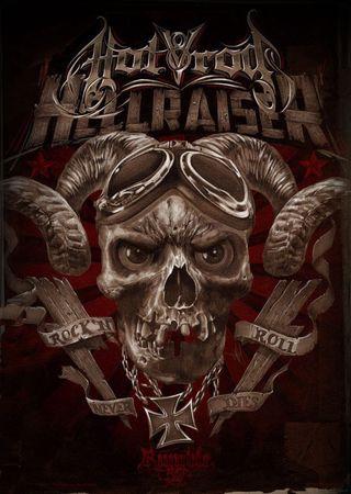 Poster Hotrod Hellraiser