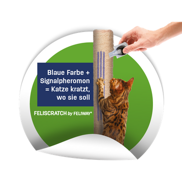 Feliscratch by Feliway - 9 x 5ml Pipetten – Bild 2