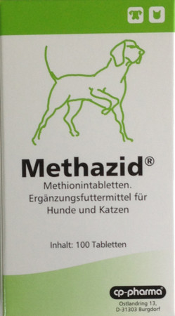 Methazid 100 Tabletten