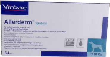 Allerderm Spot on 6 x 4 ml VIR – Bild 1