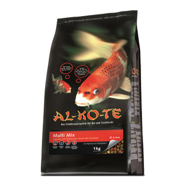 1x AL-KO-TE Multi-Mix 6mm 1kg – Bild 1